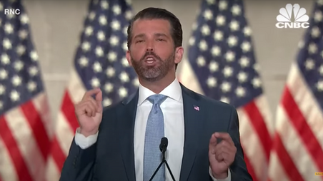 Don Jr. Says Biden Wants to 'Crush' American Workers