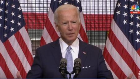 Biden: Trump Supporters 'An Armed Militia'