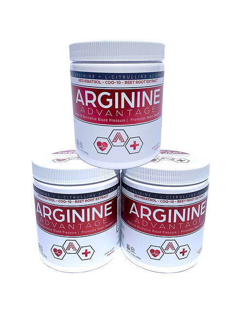 ARGININE ADVANTAGE® 3-PACK