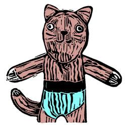Pants Cat