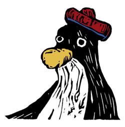 Punk Rock Penguin