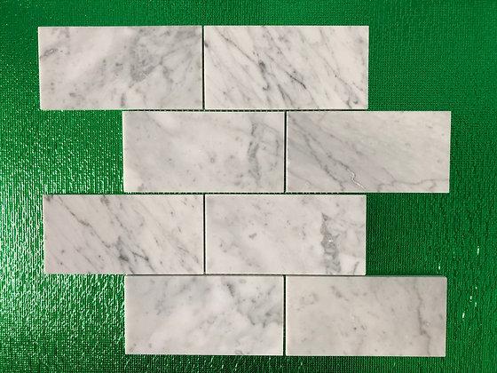 Marble Carrara Backsplash