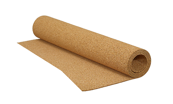 2mm Cork with Silver Underlayment