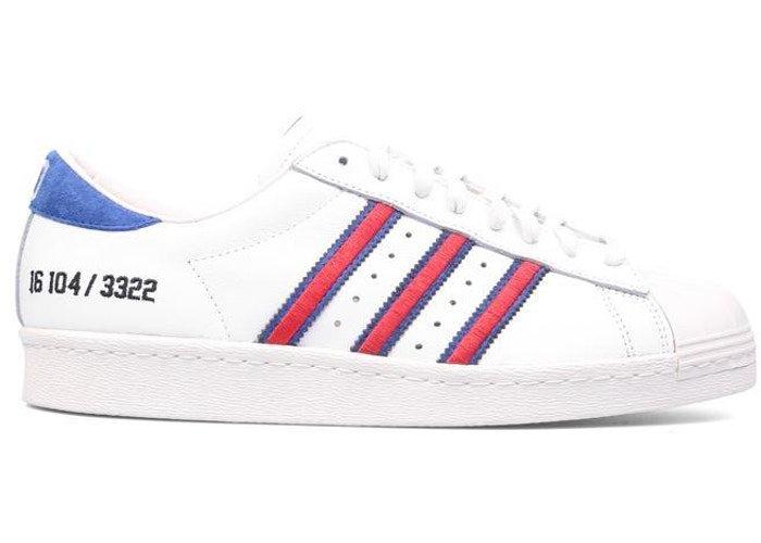 Adidas Superstar 80s D-Mop | Sz 12