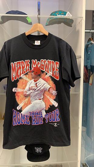 1998 Mark McGuire Home Run Tour Tee | Medium