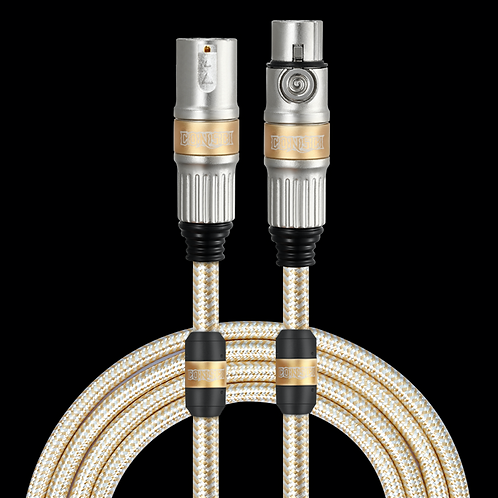 CONSCI Music XLR Microphone Cable