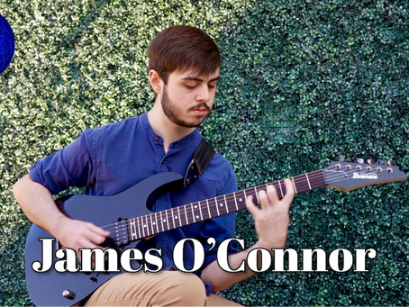CONSCI Music Production featuring James O'Connor - Orchid