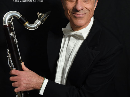 Discovering the Bass Clarinet - Rocco Parisi Interview