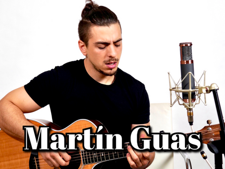 CONSCI Music Production Featuring Martín Guas - En Esta Carta