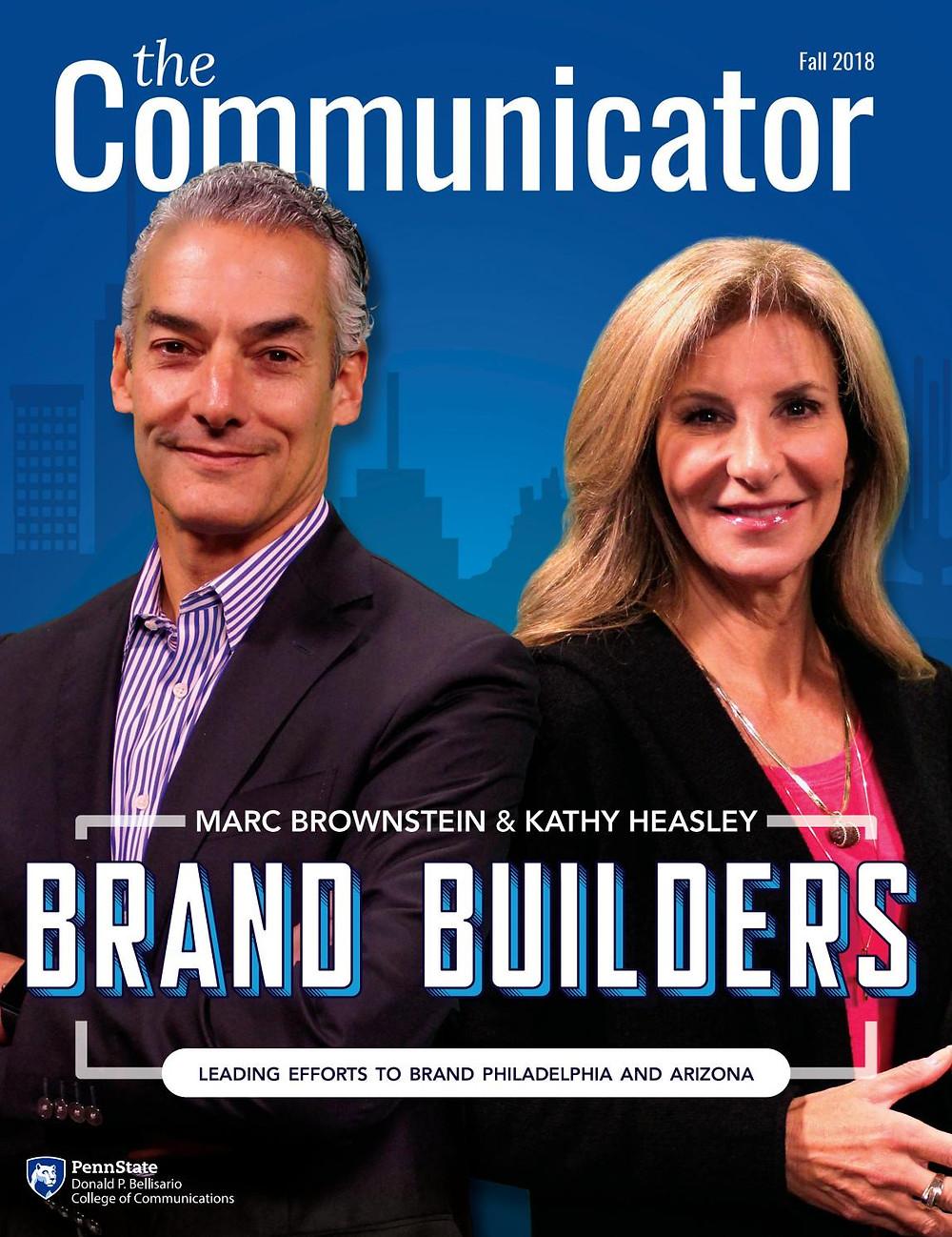Penn State covered Heasley & Partners' Arizona brand story.
