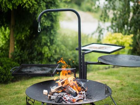 OpenFire, feu de camp culinaire