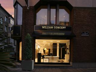 Originele totaalaanpak bij William Concept