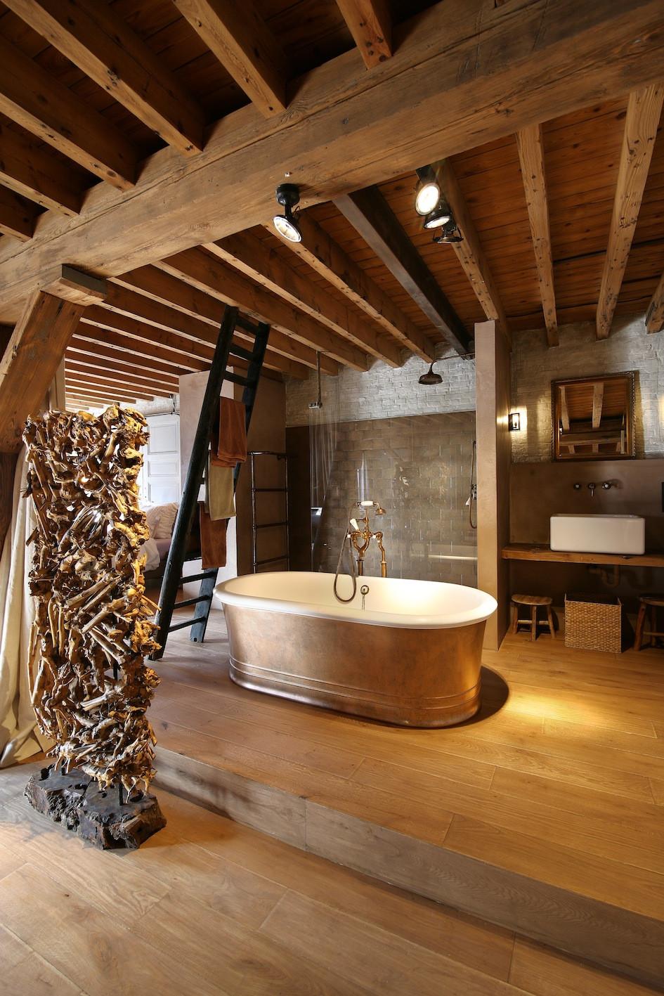 Dauby Taps & Baths badkamer