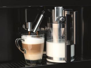 Beleef de V-ZUG espresso sensatie