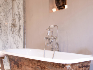 Traditionele vernieuwing en Taps & Baths