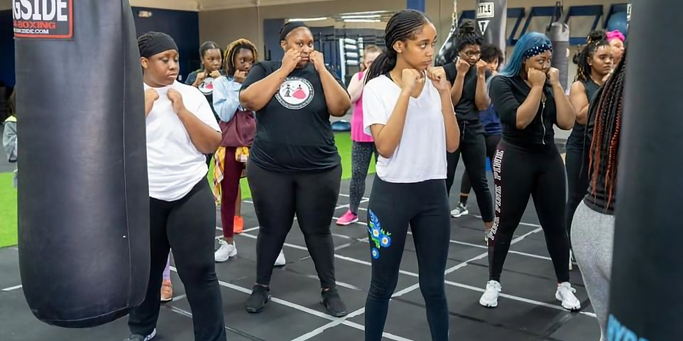 Protect Your Body Self Defense Class(by way of boxing)-Human Trafficking Awarness
