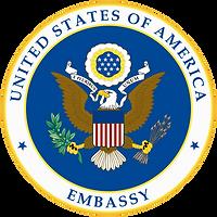 us embassy logo den haag the netherlands