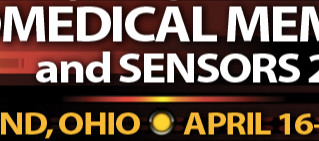 Upcoming conference: BioMEMS 2013 April 16-18 in Cleveland