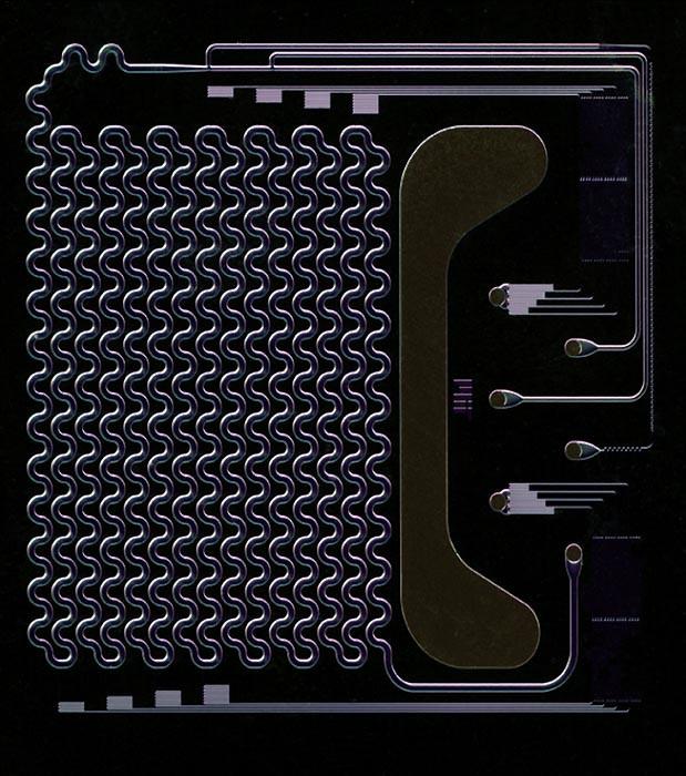 Microreactor (Image credit: Felice Frankel)