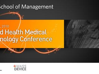 5/17: Microfluidics @ World Health Medical Technology Conference @ Boston University