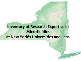 If you can make it there: Microfluidics in New York