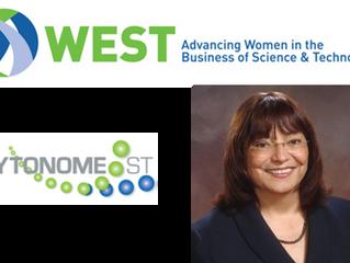 WEST interview with CytonomeST's Lydia Villa-Komaroff, winner of 2011 Leadership Award