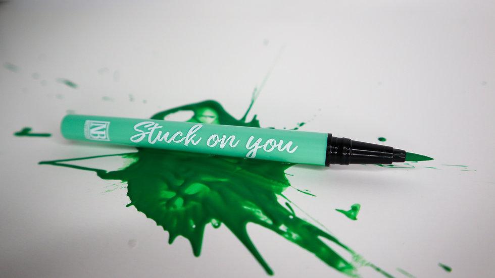 Stuck On You - Verde