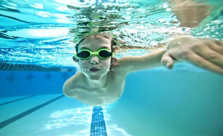 1 Hour Private Swim Lesson