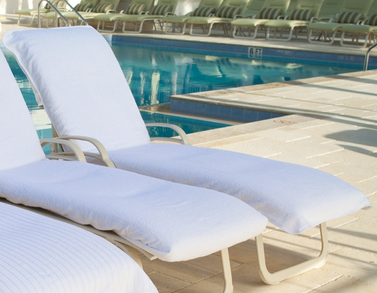 Pool Chair Reservation