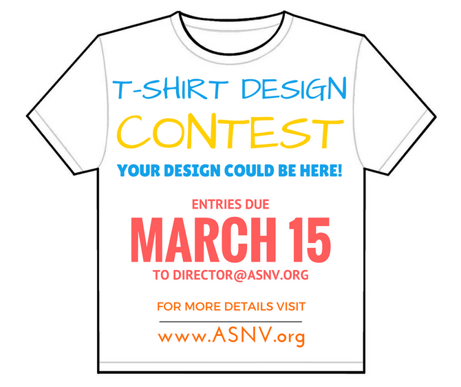 T-Shirt Design Contest Now Open!
