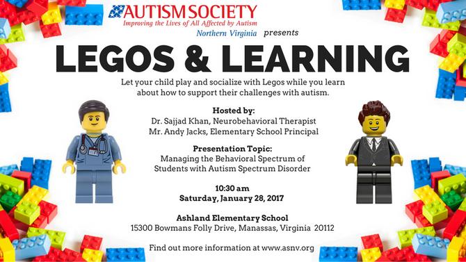 New! LEGOs & LEARNING program!