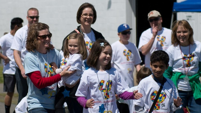 5th Annual Autism Acceptance Walk Registrations Open!