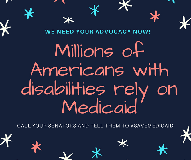 Take Action For Medicaid!