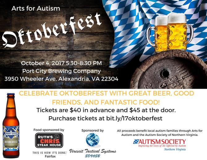 ASNV Oktoberfest Tickets Now on Sale!