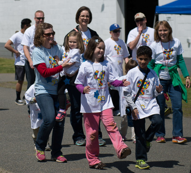 Registration for the 2017 Autism Acceptance Walk is NOW OPEN!
