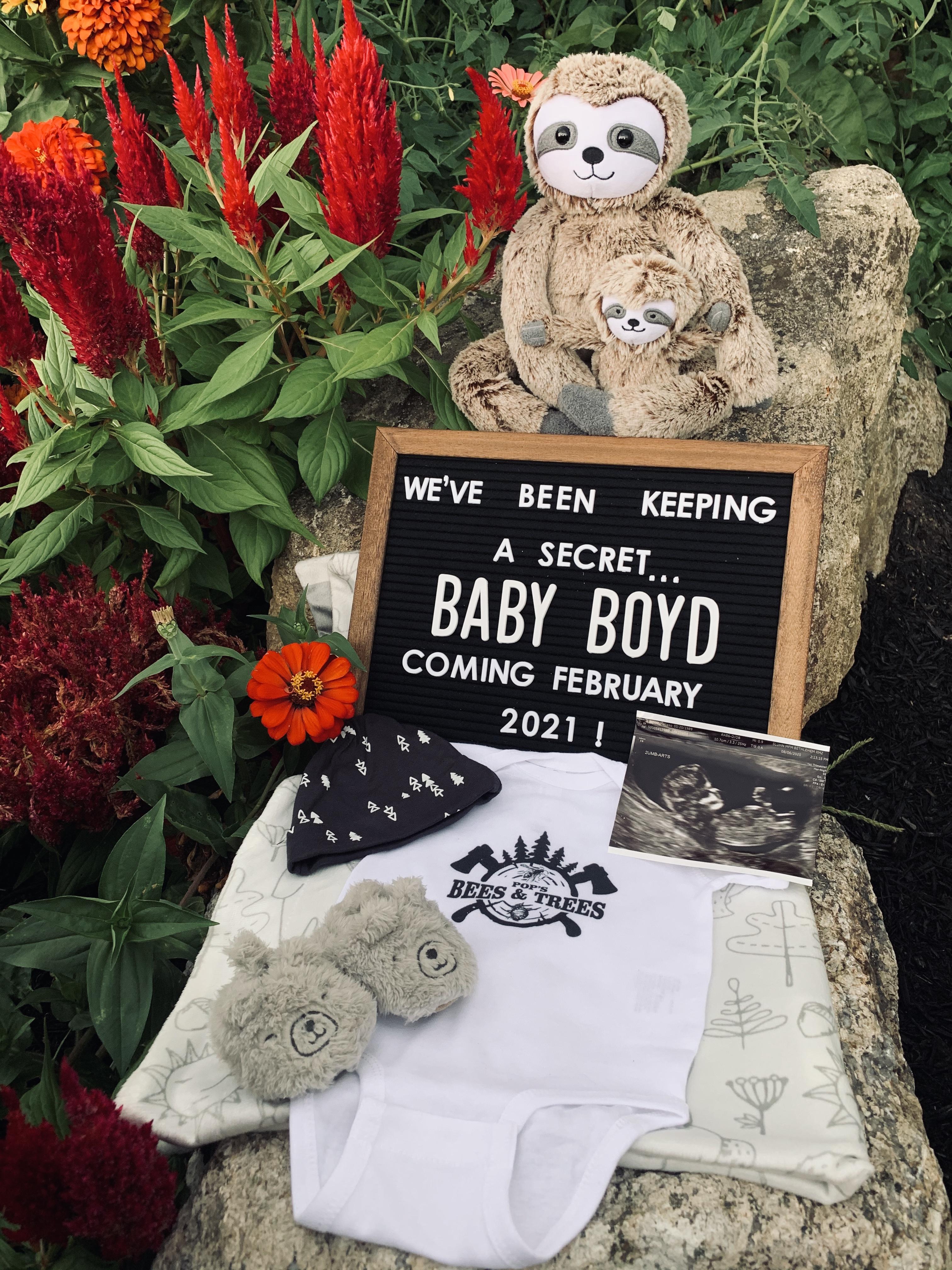 Baby Boyd