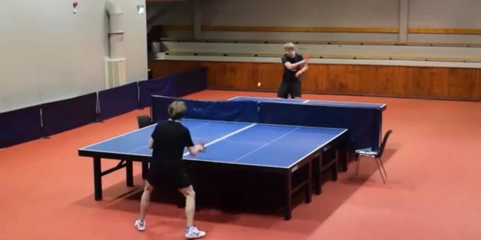 Big Table Table Tennis Competition