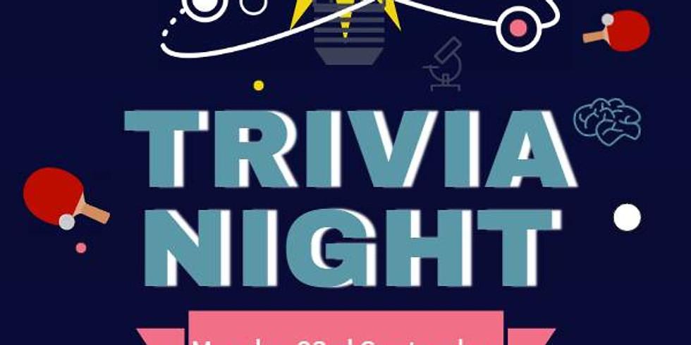 MUTTC Trivia Night!