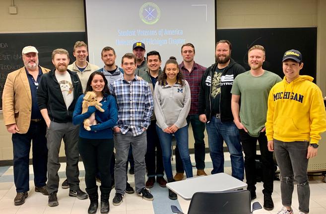 First SVA Meeting Fall 2018!