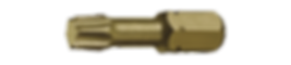 "Torx Bit kort 1/4"" Torsonic Diamon"