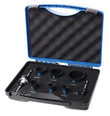 Bi-Metal Hole Saw Set Electrician