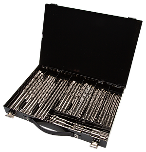 Hammer Drills SDS-plus in metal set