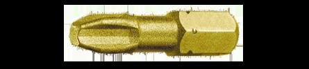 """Phillips Bit kort 1/4"""" torsonic diamant"""
