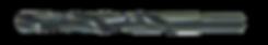 Spiraalboor HSS Rolgewalst Afgedraaid 13 mm