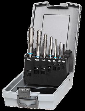 HSS M35 5% Cobalt Machine Taps Set
