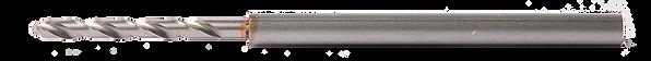 Metal Rota-bar 185 mm