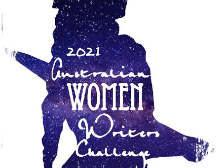 Australian Women Writers Challenge 2021