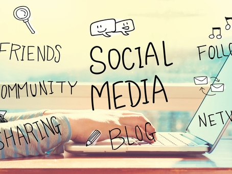 How to maintain your social media profile and still have time to write?
