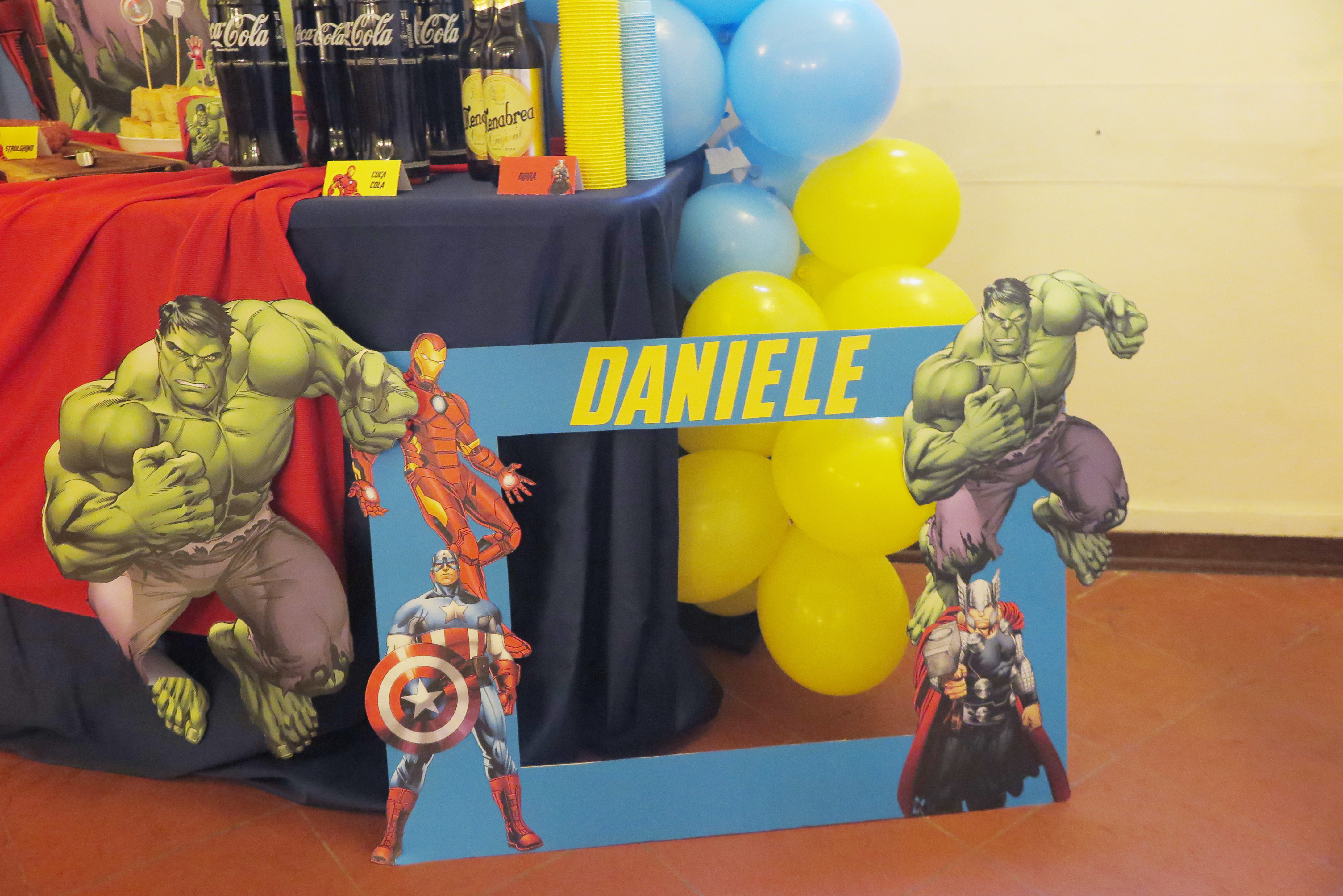 Compleanno Daniele