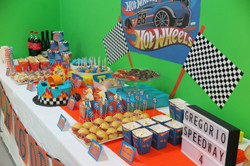Compleanno Hot Wheels